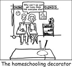 #homeschool #homeschooling humor comic cartoon