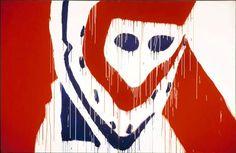Serge Lemoyne - Ken Dryden, 1975 Ken Dryden, Canadian Painters, Photos, Montreal Canadiens, Artwork, Fictional Characters, Club, Contemporary Art, Paint