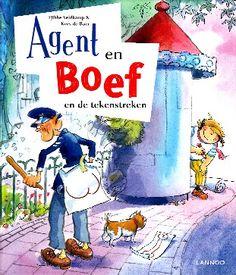 Agent en Boef en de tekenstreken - Tjibbe Veldkamp