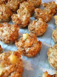 Freezer Cooking - Toddler Finger Foods