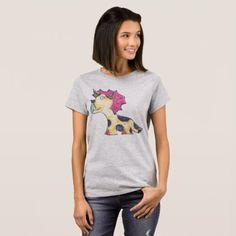 Artist original artwork little Dino T-Shirt - original gifts diy cyo customize