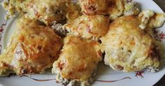 Cauliflower, Food And Drink, Meat, Baking, Vegetables, Recipes, Cauliflowers, Bakken, Recipies
