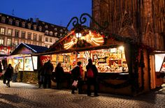 Nestled along France's border with Germany, Strasbourg has a Franco-Teutonic core of canals and cobbled lanes where visitors can sample Alsatian cuisine and find innovative bars, shops and art.