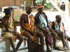 Village heads Boven Suriname