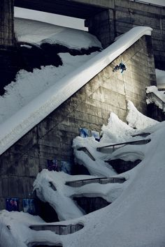 Photographer: Rami Hanafi // Athlete: Jeremy Thompson // Location: Hokkaido, Japan // Snowboarding