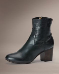 Women's Leather Booties - Find Women's Ankle Boots | The Frye Company