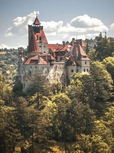 Romania, Dracula Castle, Beautiful Castles, Mansions, House Styles, Palace, Around The Worlds, Europe, Home Decor