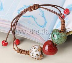 Pulsera de Porcelana http://www.beads.us/es/producto/Pulsera-de-Porcelana_p91792.html