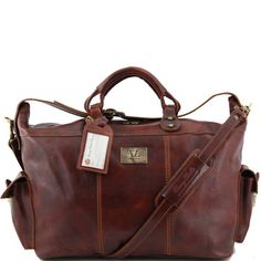 Reisetasche Leder Porto Reiseledertasche Tl140938