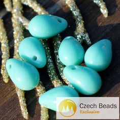 ✔ What's Hot Today: Opaque Turquoise Czech Teardrop Beads Czech Glass Beads Turquoise Glass Tear Drop Beads Czech Glass Drop Bead Turquoise Bead 10mm x 6mm 20pc https://czechbeadsexclusive.com/product/opaque-turquoise-czech-teardrop-beads-czech-glass-beads-turquoise-glass-tear-drop-beads-czech-glass-drop-bead-turquoise-bead-10mm-x-6mm-20pc/?utm_source=PN&utm_medium=czechbeads&utm_campaign=SNAP #CzechBeadsExclusive #czechbeads #glassbeads #bead #beaded #beading #beadedjewelr