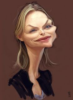 Michelle Pfeiffer Best female actress playing a journalist