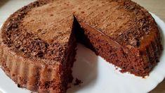 كيكة شوكولاتة بكريمة اقتصادية سهلة وسريعة كتحمرالوجه بدون كريمة ولا شونتيي