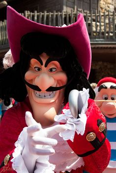 *CAPTAIN HOOK ~ Peter Pan