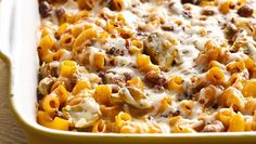 This cheesy pasta is the ultimate pantry meal. Keep a can of chili on hand and a box of Hamburger Helper® chili cheese for a meal that's ready in a flash!