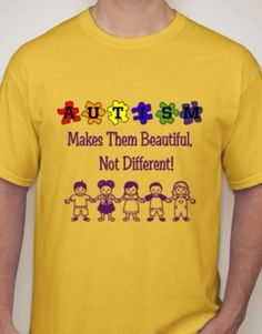 Autism Awareness TShirt Unisex Shirt Special Education Teachers Parents Gifts