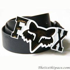 Black Clever Buckle Unisex Men/Women Free Leather Belt