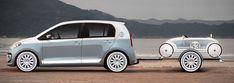 VW Up recebe versão conceitual nostálgica para evento   Best Cars