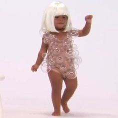 Lady Gaga Launching Gaga Goo Goo Baby Wear?    Can you imagine your little ones dressed in some of Lady Gaga's most outlandish costumes?