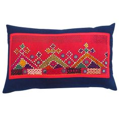 Scarlet Woman cushion (1)