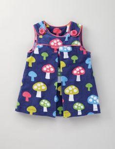 mini mushroom dress for baby