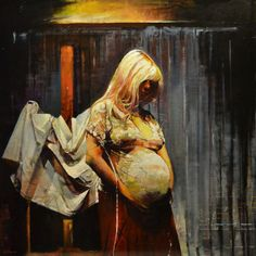Risultati immagini per Waiting for the birth  Marco Ortolan