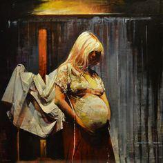 Risultati immagini per Waiting for the birth  Marco Ortolan