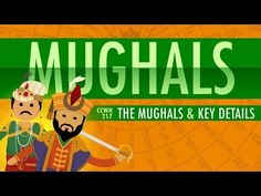 The Mughal Empire and Historical Reputation: Crash Course World History #218 - YouTube