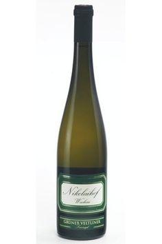 Grüner Veltliner Im Weingebirge Smaragd 2008, Nikolaihof, Wachau, Austria Wachau Austria, Bottle, Drinks, Mountain Range, Wine, Drinking, Beverages, Flask, Drink