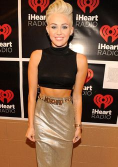 miley cyrus eating | Miley Cyrus puts her new super slimline figure down to exercise and a ...
