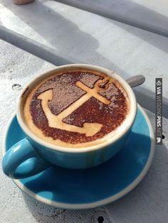 anchor coffee   VIA #WEDDINGPINS.NET