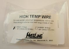 17 Gauge High Temp Wire for Glass Fusing by missourijewel on Etsy, $7.88