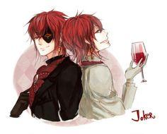 Joker- Alice in the Country of Hearts- Heart no Kuni no Alice