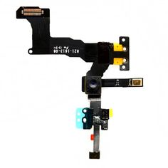 1.2MP Front Face Small Camera Module+Flex Ribbon Connector Cable For iPhone 5S You are advised to have a professional to do the installation.  Camera Replacement Replace the non-functional/non-working camera as to give the device to work as intended.  High Quality Parts We only offer high quality parts that provide the best performance.   Compatible to: iPhone 5S   Package includes: -1.2MP Front Face Camera Lens+Flex Ribbon Connector Cable x1 -Free Tools Set x1