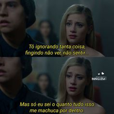 Realidade de riverdale Sad Life, What Is Love, Betty Cooper, Riverdale Memes, Pretty Little Liars, Series Movies, Stranger Things, Movie Quotes, Film Serie