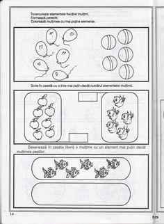 57 atividades de matemática para sala de aula - Ver e Fazer Kindergarten, Bullet Journal, School, Printables, Math Activities, Diy Home, Diy Creative Ideas, 1st Grades, Computer File
