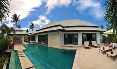 4-bed Bangrak Pool villa Jovani Roi | Koh Samui Luxury Real Estate