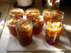 Caramel Apple Jam Recipe from Sacred Mists Shoppe - pagan wiccan witchcraft magick ritual supplies