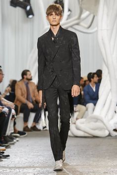 John Varvatos, Menswear, Spring Summer, 2015, Fashion Show in Milan