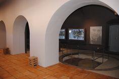 Interior del Convento de los Jerónimos s. XVII en el cual se encuentra la colección de rosarios. UnicoEnElMundo