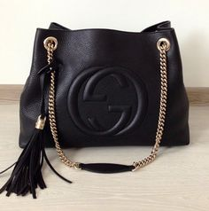 I NEED this for my birthday! Gucci Soho bag Beautifuls.com Members VIP Fashion Club 40-80% Off Luxury Fashion Brands