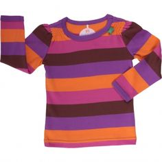 block stripe T girl bij www.dekleinekoning.be