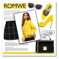 """Romwe contest"" by ruza-b-s ❤ liked on Polyvore featuring Michael Antonio"