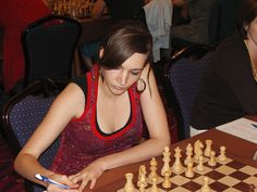 WIM Monika Seps SUI(2181)  Born 1986 Currently, as of March 2010 @ 2181 ELO, ranked 4th woman chess player of Switzerland.   She had represented Switzerland at European Championships and at the Chess Olympiad.