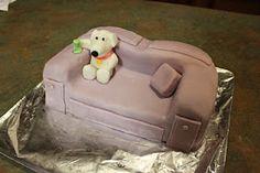 Family Guy Cake - 25th Birthday