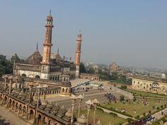 November 2014 Family Vacation - Lucknow, India