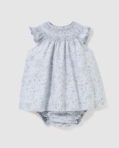 6fcb517b07de Vestido de bebé niña Dulces con flores · Dulces · Moda · El Corte ...