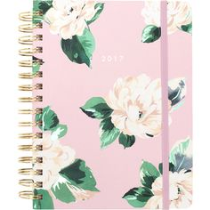 ban.do 17 month medium agenda lady of leisure (38 CAD) ❤ liked on Polyvore featuring home and home decor