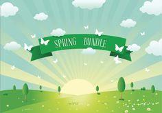 Update 5 - Spring Bundle!