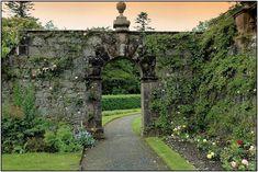14. Scotland, Torosay Castle, Italian Garden