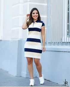 Dressy Casual Outfits, Chic Outfits, Trendy Outfits, Casual Dresses, Short Dresses, Fashion Outfits, Frock Fashion, Modest Fashion, Mode Jeans